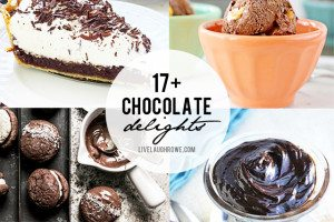 17+ Chocolate Delights