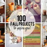 100 Fall Projects to Inspire You