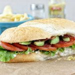 Delicious BLTA Sandwich, packed with flavor! Recipe at livelaughrowe.com