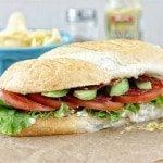 BLTA Sandwich | Bacon Lettuce Tomato & Avocado