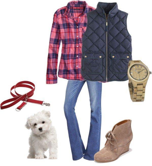Fall Fashion Ideas. Outdoors Look. Live Laugh Rowe