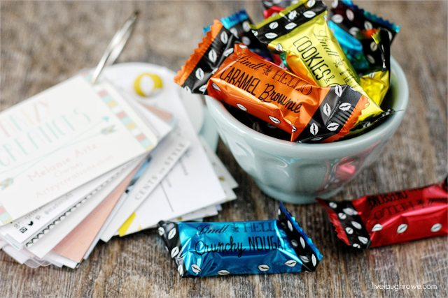 Read up on a few basic Networking 101 tips along with the Hello chocolate bars that are a 'sweet' way to make a new connection!
