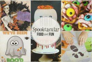 Spooktacular Food and Fun
