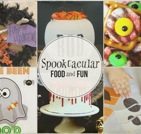Spooktacular Food and Fun
