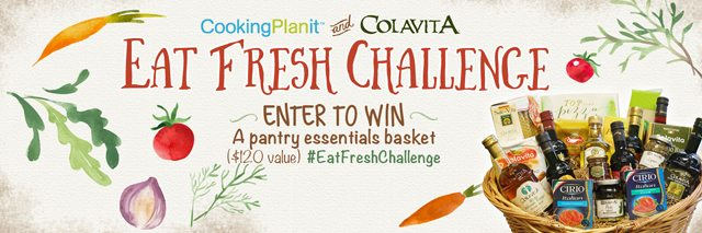 Colavita Pantry Essentials #Giveaway #EatFreshChallenge