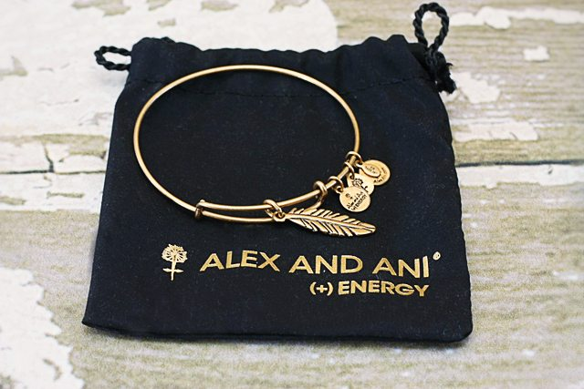 Favorite Things Giveaway.  Alex and Ani Bracelet - Live Laugh Rowe