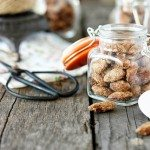 Roasted Pumpkin Spiced Almonds