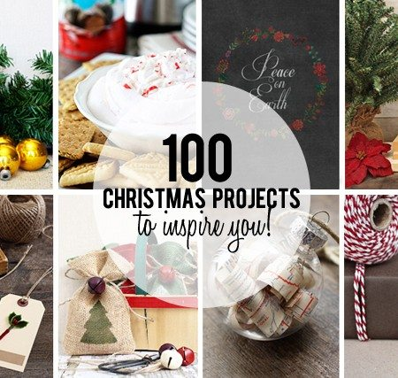100 Christmas Projects Feature