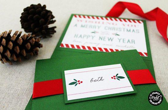 Christmas Printable from Elegance and Enchangment