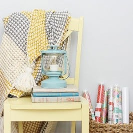 One Cottage Style Chair used three different ways within my home! www.livelaughrowe.com
