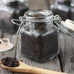 Homemade Chocolate Sugar Lip Scrub