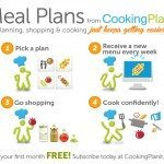 Meal Plans from Cooking PlanIt plus a Giveaway!