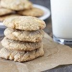 Easy White Chocolate Drop Cookies