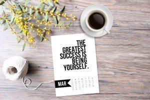 March 2015 Calendar | Free Printable
