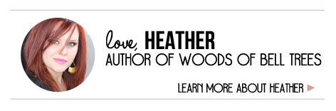 meet heather, craft contributor to live laugh rowe