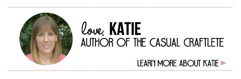 meet katie, craft contributor to live laugh rowe