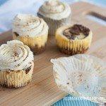 Cinnamon Swirl Mini Cheesecakes