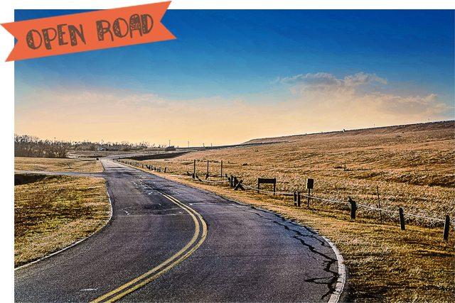 The Open Road! www.livelaughrowe.com #GoRVing