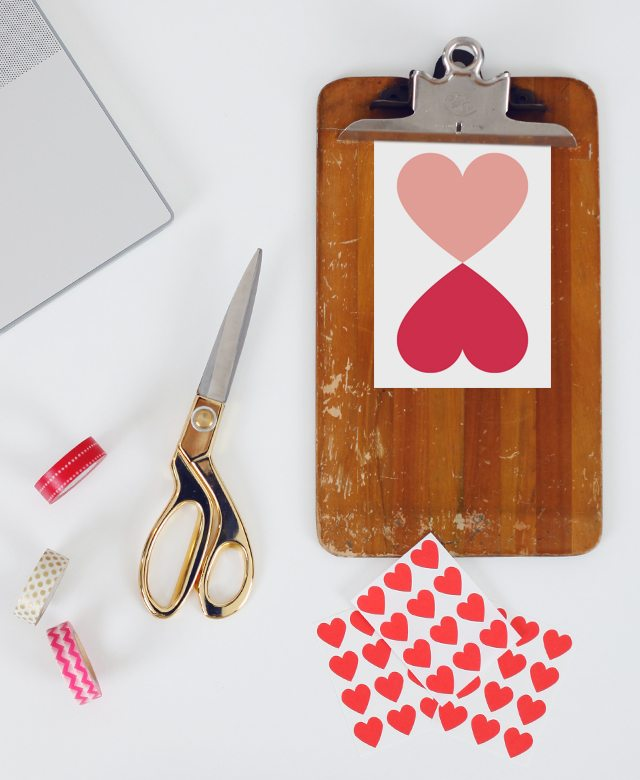 Free-Printable-Double-Hearts-Printable-House-Of-Hipsters
