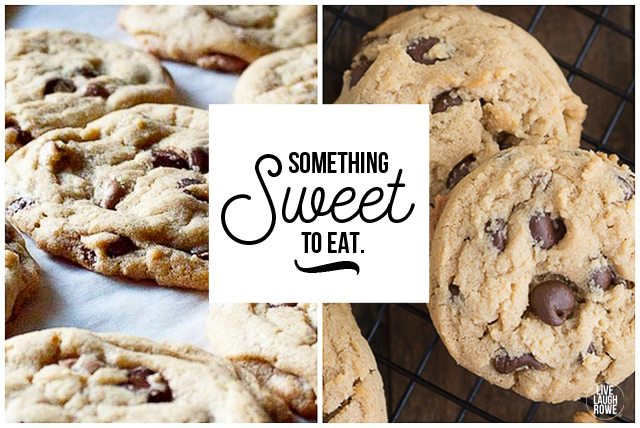 Something Sweet to Eat. Cookie Features - Live Laugh Rowe