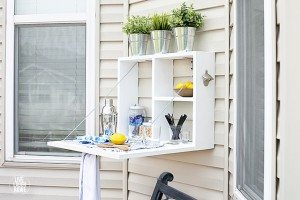 Outdoor Serving Station