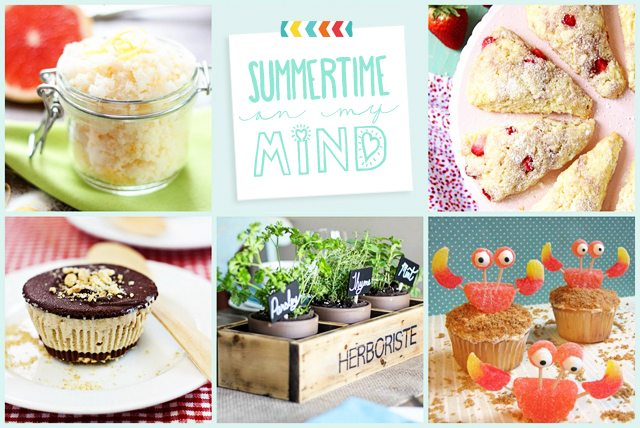 Summertime on my Mind.  Party Features - Live Laugh Rowe