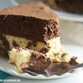 Mouthwatering Chocolate Mousse Cookie Cheesecake. Jelli Bean Journals for livelaughrowe.com