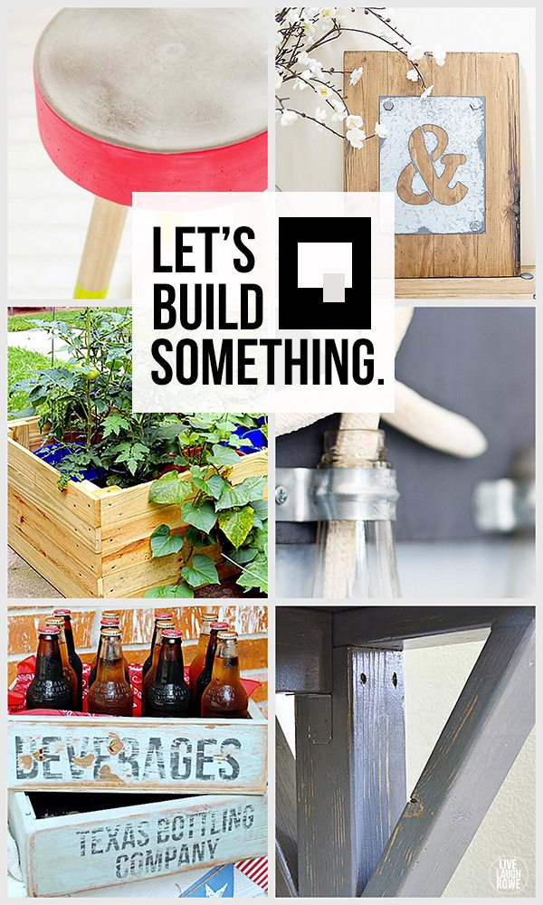 Let's Build Something.  DIY Features at Inspiration2