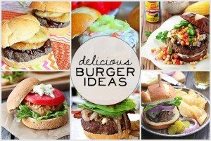 Yes, please! Delicious Burger Ideas - Live Laugh Rowe