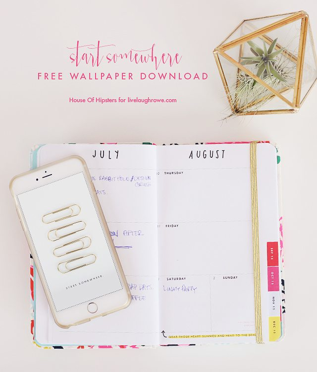 Start Somewhere Free Desktop Wallpapers Downloads from House of Hipsters for livelaughrowe.com
