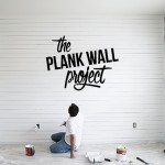 Plank Wall Project