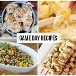 25 + Game Day Recipes