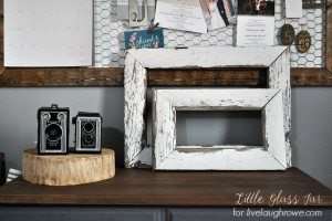 Easy DIY Farmhouse Frames