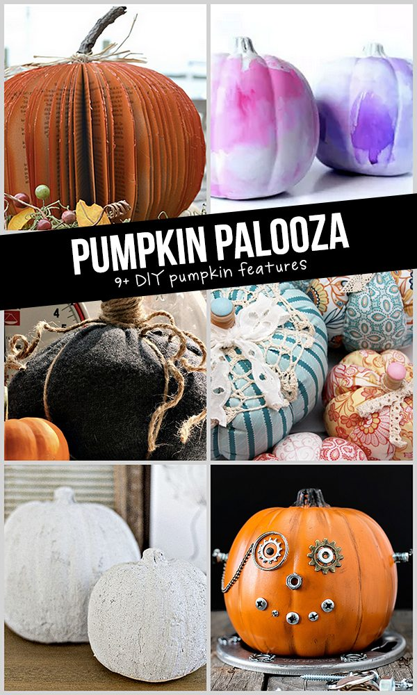 It's a Pumpkin Palooza featuring YOU!