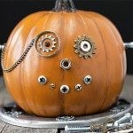 DIY Steampunk Pumpkin | Steam Punkin