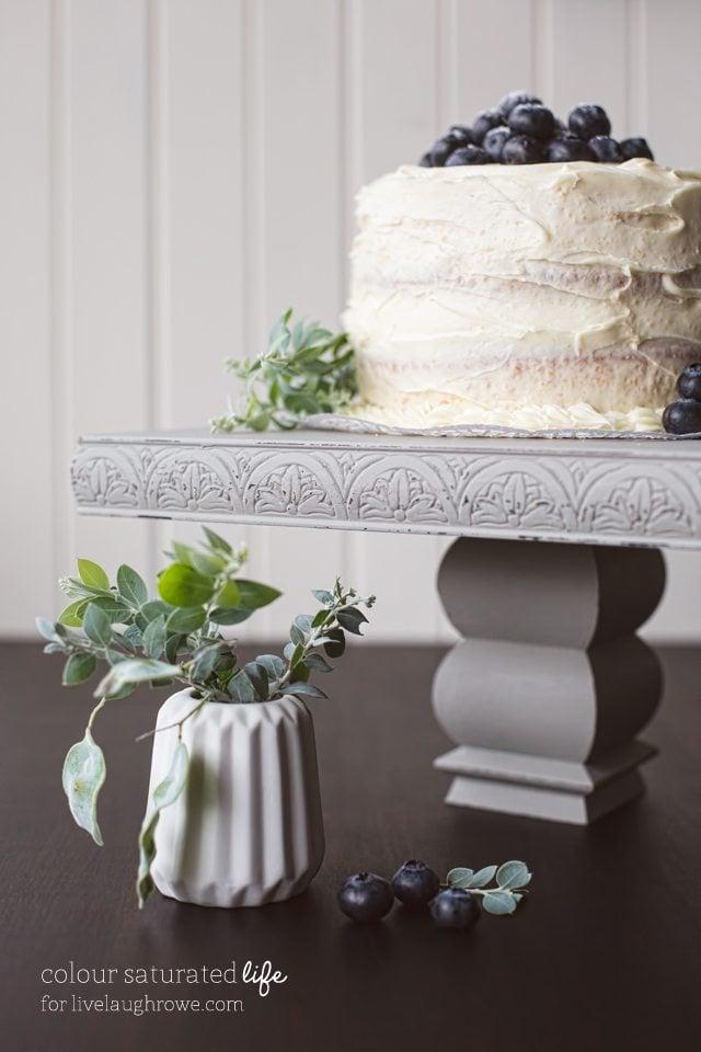 Wedding Cake Stand 15 Elegant Vintage Style Cake Stand