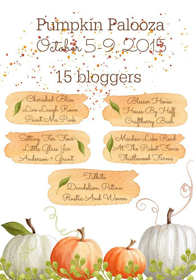 Country Living Pumpkin Palooza! 15 pumpkin projects to inspire you.... www.livelaughrowe.com