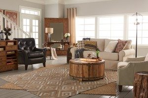 Boho Chic Living Room | La-Z-Boy Design Challenge