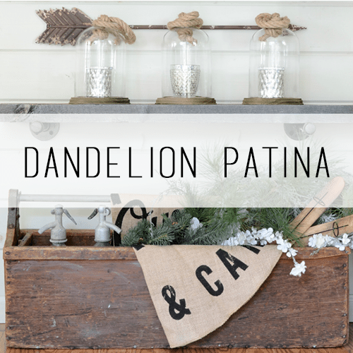 Dandelion Patina