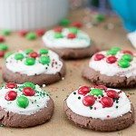 Chocolate Espresso Cookie Recipe. A flavorful holiday treat for gifting or entertaining. www.livelaughrowe.com