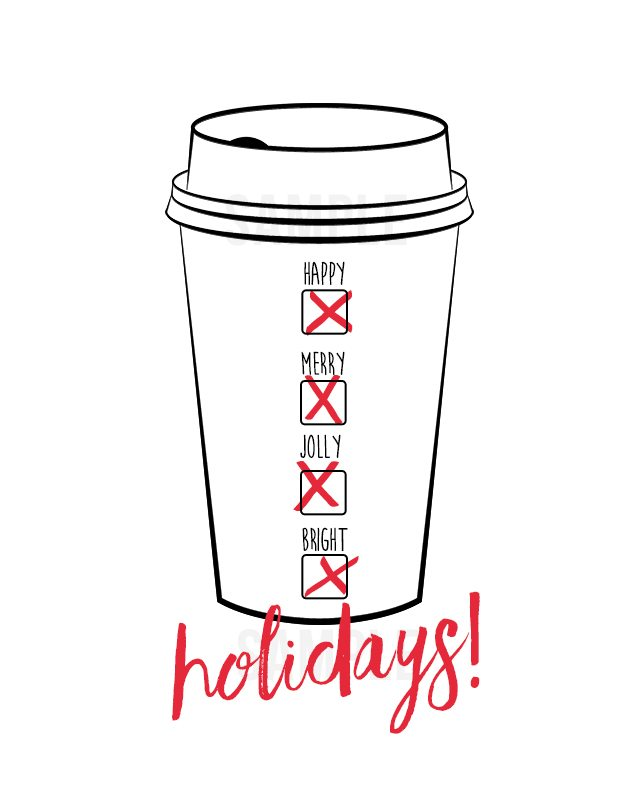 holiday printables for coffee lovers live laugh rowe