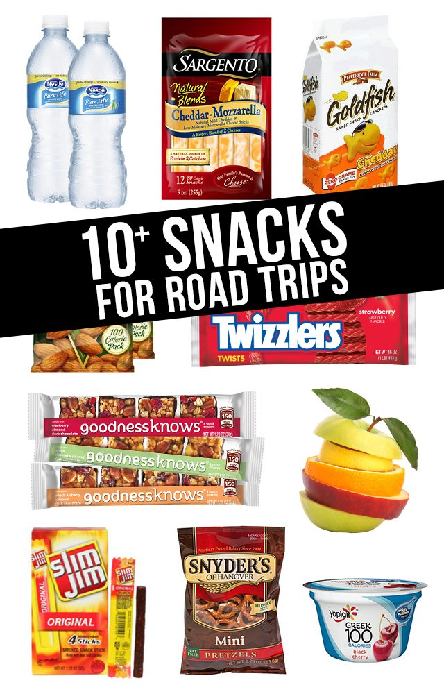 Good Foods To Bring On A Road Trip