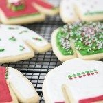 Ugly Sweater Sugar Cookies