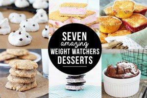 7 Must-Try Weight Watchers Dessert Recipes