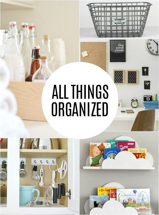 Household Organization Tips and Tricks that will have you kicking up your feet at the end of the day! livelaughrowe.com