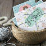 Printable Gift Card Holder for Easter