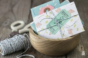 Printable Gift Card Holder for Easter