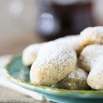 Vanilla Crescents