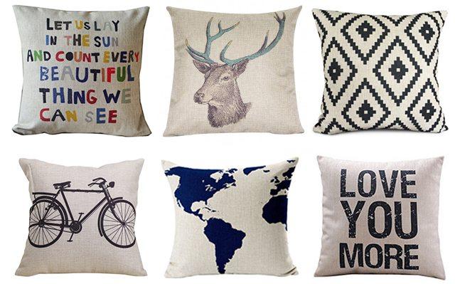 Amazon Pillow Covers