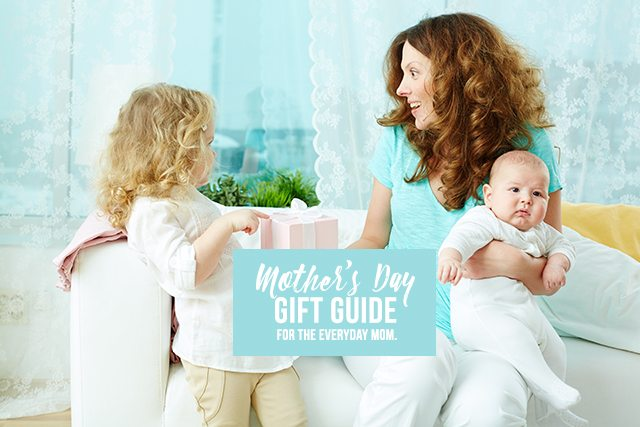 A fantastic Mother's Day gift guide for the everyday mom!